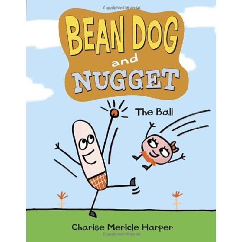 Bean Dog and Nugget: The Cookie    ISBN:9780307977106