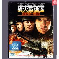 正版蓝光dvd高清BD50电影 战火英雄连 1080p光盘碟片尼尔麦克唐纳