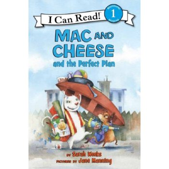 I Can Read Level 1 Mac and Cheese and the Perfect Plan    ISBN:9780061170843
