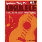 预订 Learn to Play the Ukulele: A Simple and Fun Guide for Co