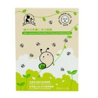 【台湾黄页】ELG依洛嘉蜗牛甘草薏仁净白面膜