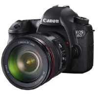 Canon佳能EOS6D单反套机EF24-105mm f/4L IS USM镜头单反数码相机