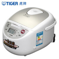 TIGER/虎牌 JBA-S18C日本原装进口电饭煲智能6-8人蒸米饭锅家用5L 内盖可拆洗