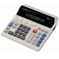 夏普 夏普CS-2122H银行用计算器 荧光液晶屏