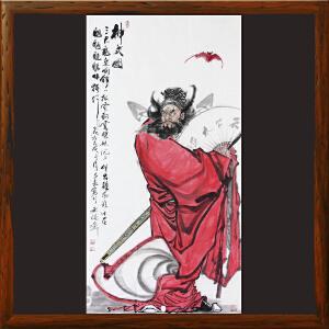 《钟馗》李志远-一级美术师【HOOML2775】