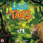 【预订】Little Tails in the Jungle