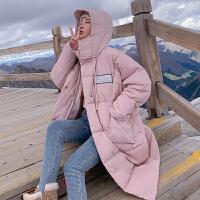 冬季韩版宽松孕妇棉衣2019新款孕后期大码冬装外套