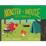 预订 Monster and Mouse Go Camping [ISBN:9780544648326]