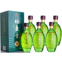 【酒界网】汾酒 42度 精酿 竹叶青 500ml * 6瓶