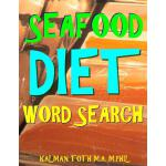 预订 Seafood Diet Word Search: 133 Extra Large Print Entertai