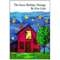 Eric Carle: Secret Birthday Message 神秘的生日信息(卡板书) ISBN978069