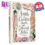 【中商原版】英文原版 Angela Carter's Book of Fairy Tales安吉拉.卡特的精怪故事集