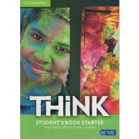 Cambridge Think Starter Student's book Starter 级别 剑桥英语中学生教材