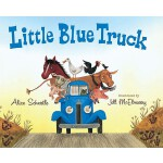 预订 Little Blue Truck [ISBN:9780547482484]