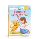 【顺丰包邮】进口英文原版 小饼干系列 My First I Can Read Biscuit Loves the Pa