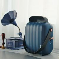 马克图布 面包暖风机家用便携小型取暖器学生宿舍低功率速热迷你桌面热风机 NFJ1901蓝色