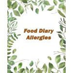 预订 Food Diary Allergies: A Daily Food and Exercise Diary Tr