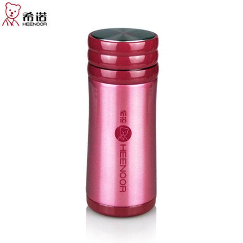 希诺 不锈钢真空保温杯 茶水杯子 男士女士办公杯 XN-8750 230ML 多色可选 强效保温