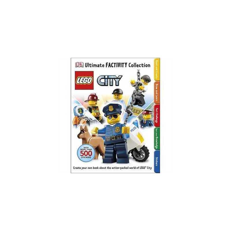 乐高 LEGO? City Ultimate Factivity Collection 2147483647