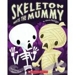 预订 Skeleton Meets the Mummy [ISBN:9780545230322]