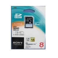 Sony/索尼sony SD8G存储卡 SF-8N4 W810 W830 RX100 RX100M2等机器使用