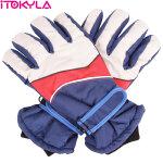 ITOKYLA 享i 雪舞霜飞系列 男女通用防水耐磨登山户外骑行保暖滑雪手套 系列一