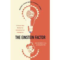 【预订】The Einstein Factor A Proven New Method for Increasing Y