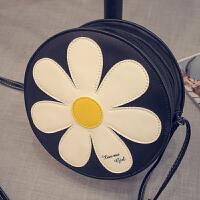 韩版 新款潮流 女款小包包小花单肩包单肩斜跨包手机包女包包  JF-佳