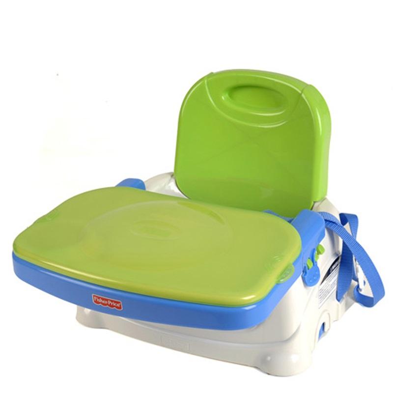 [当当自营]Fisher Price 费雪 宝宝小餐椅 P0109【当当自营】宝宝家居系列 便携安全餐椅 适合多阶段使用 带托盘