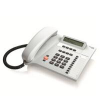 集怡嘉 Gigaset西门子 5020型 HCD8000(6) 双制式来电显示电话机白色也叫淡灰色