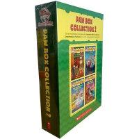 Geronimo Paw Set 2 老鼠记者阅读理解练习册套装2 ISBN9555717700749