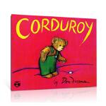 【中商原版】小熊可杜罗 英文原版 Corduroy 儿童绘本 汪培�E书单推荐 小熊可可 Don Freeman 畅销近
