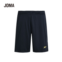 JOMA荷马男士裁判服套装短裤训练健身运动五分裤