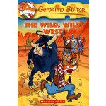 The Wild, Wild West(Geronimo Stilton #21)老鼠记者21ISBN9780439691444