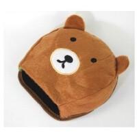 暖手鼠标垫 保暖鼠标垫 可爱加热发热 USB暖手鼠标垫 轻松熊
