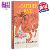【中商原版】麦田里的守望者 英文原版 The Catcher in the Rye进口正版 经典原著小说