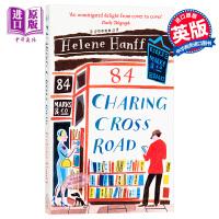 查令十字街84号 英文原版小说 英文版84 charing cross road 英文原版书北京遇上西雅图 不二情书