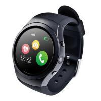 智能手表插卡心率GPS定位通话防水运动男女兼容苹果安卓 远程拍照/计步/三重定位/久座提醒/闹铃/音乐