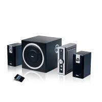Edifier/漫步者 C2 多媒体音箱 电脑音响 2.1低音炮带遥控