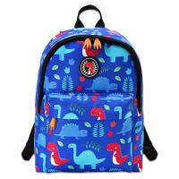 智高(ZHIGAO)宝宝幼儿园小书包 儿童超轻双肩背包男女孩 可爱卡通恐龙 ZG-8477蓝色 当当自营