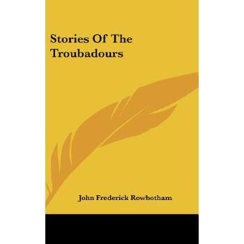 【预订】Stories of the Troubadours 预订商品,需要1-3个月发货,非质量问题不接受退换货。