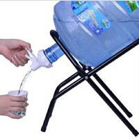 普润  纯净桶装水压水器 吸水器 折叠支架 饮水机压水泵 抽水器矿泉大桶水倒置吸抽