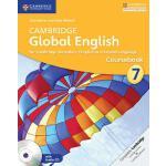 【预订】Cambridge Global English Stage 7 Coursebook with Audio