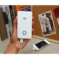 aigo移动电源10000毫安手机充电宝K10 正品行货 出差旅游好伴侣