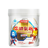汤臣倍健牛初乳粉蛋白质粉提高抵抗力增强儿童免疫力球蛋白60袋装