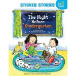 预订 The Night Before Kindergarten (Sticker Stories) [With St
