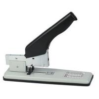 齐心订书机 B3063大号重型加厚订书器装订机 省力订书机