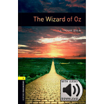 Oxford Bookworms Library: Level 1: The Wizard of Oz MP3 Pac