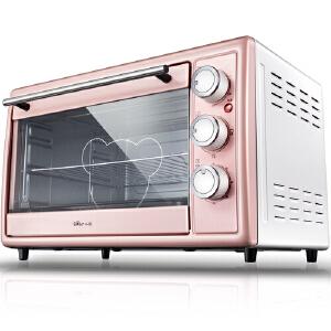 小熊(Bear)多功能电烤箱 家用烘焙蛋糕披萨电烤箱迷你 DKX-B30N1
