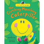 预订 The Crunching Munching Caterpillar [ISBN:9781589255135]